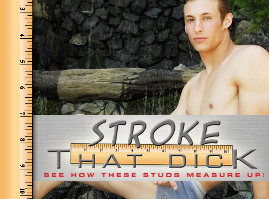Video Title: Muscular stud giving nice jacking and anal fingering show. Gay ...